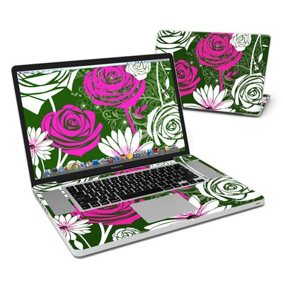 MacBook Pro 17in Skin - Verdant