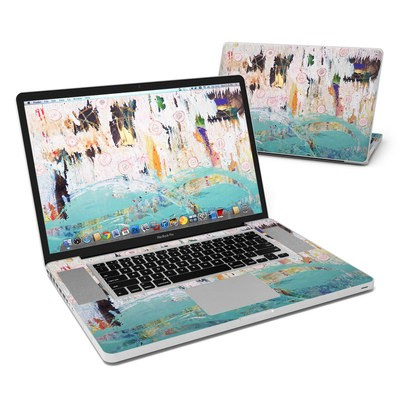 MacBook Pro 17in Skin - Vines