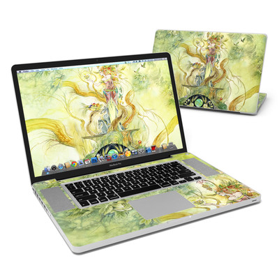 MacBook Pro 17in Skin - Virgo