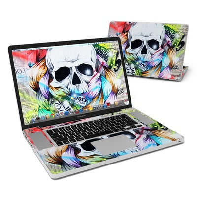 MacBook Pro 17in Skin - Visionary