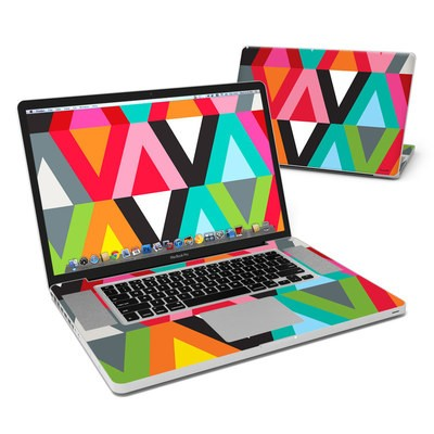 MacBook Pro 17in Skin - Viva