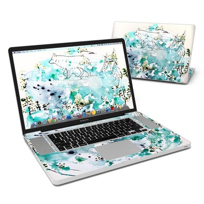 MacBook Pro 17in Skin - Walker