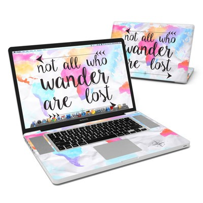 MacBook Pro 17in Skin - Wander