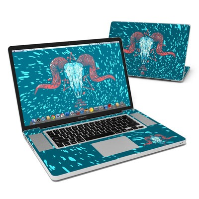 MacBook Pro 17in Skin - Warden