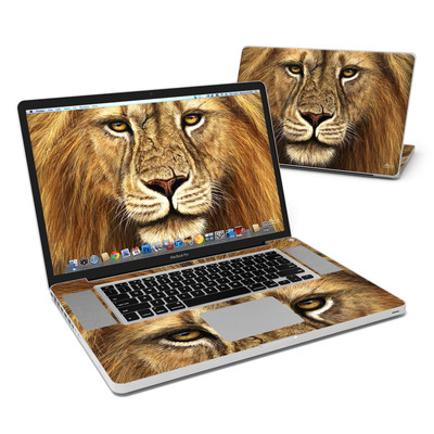MacBook Pro 17in Skin - Warrior