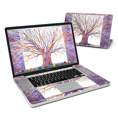 MacBook Pro 17in Skin - We Are Connected