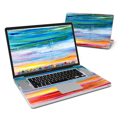 MacBook Pro 17in Skin - Waterfall
