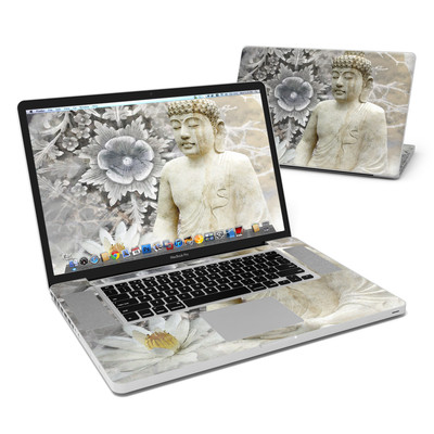 MacBook Pro 17in Skin - Winter Peace