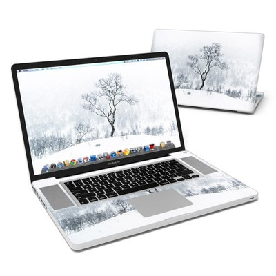 MacBook Pro 17in Skin - Winter Is Coming
