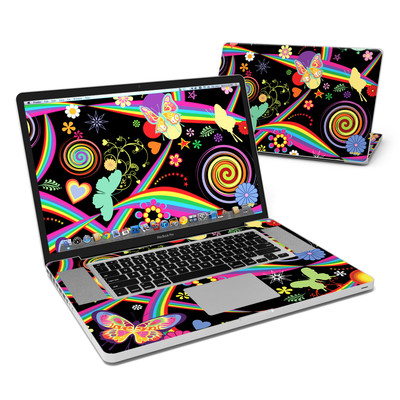MacBook Pro 17in Skin - Wonderland