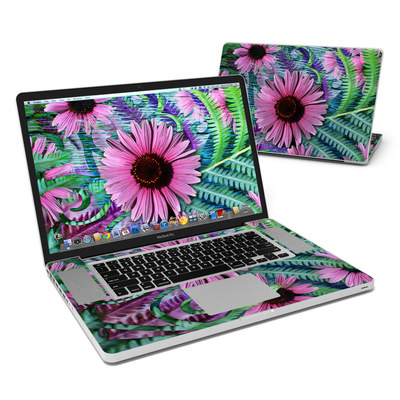 MacBook Pro 17in Skin - Wonder Blossom