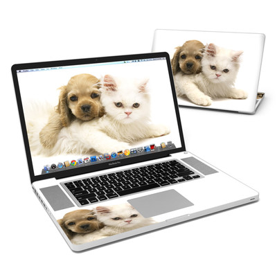 MacBook Pro 17in Skin - Young Love