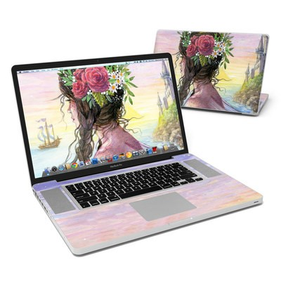 MacBook Pro 17in Skin - Part Of Your World