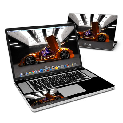 MacBook Pro 17in Skin - Z33 Light