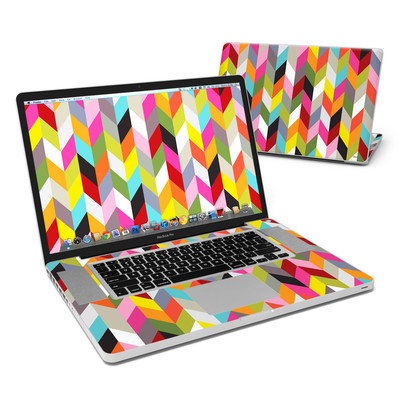 MacBook Pro 17in Skin - Ziggy Condensed
