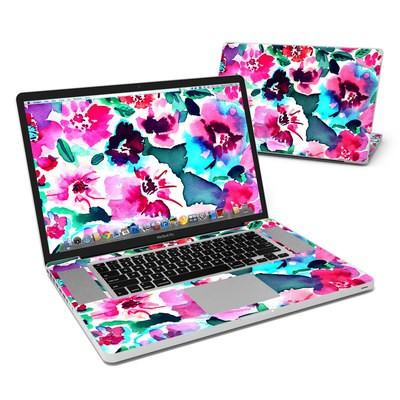MacBook Pro 17in Skin - Zoe