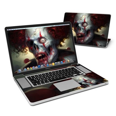 MacBook Pro 17in Skin - Zombini
