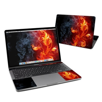 MacBook Pro 13 (2020) Skin - Flower Of Fire