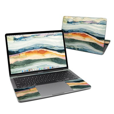 MacBook Pro 13 (2020) Skin - Layered Earth
