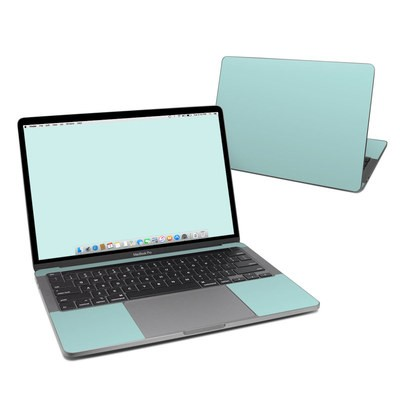 MacBook Pro 13 (2020) Skin - Solid State Mint