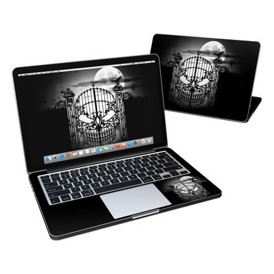MacBook Pro Retina 13in Skin - Abandon Hope