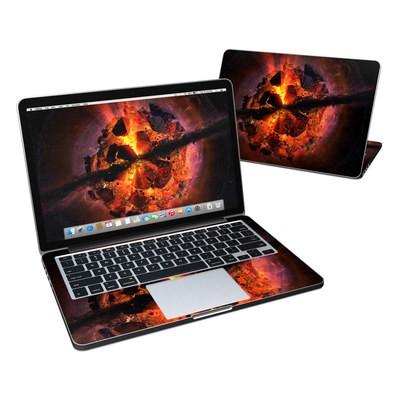 MacBook Pro Retina 13in Skin - Aftermath