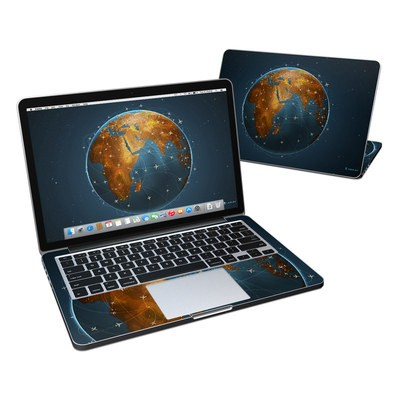 MacBook Pro Retina 13in Skin - Airlines