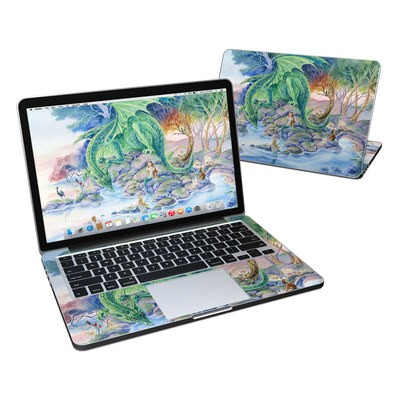 MacBook Pro Retina 13in Skin - Of Air And Sea