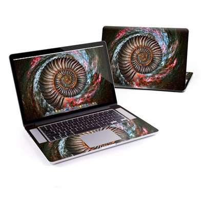 MacBook Pro Retina 13in Skin - Ammonite Galaxy