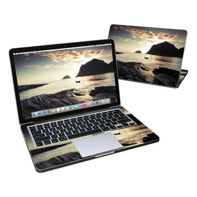 MacBook Pro Retina 13in Skin - Anchored