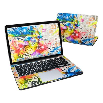 MacBook Pro Retina 13in Skin - Aoitori