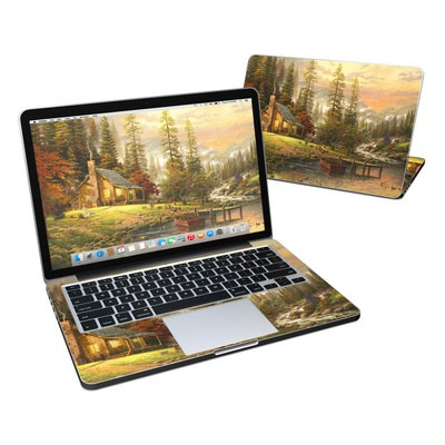 MacBook Pro Retina 13in Skin - A Peaceful Retreat