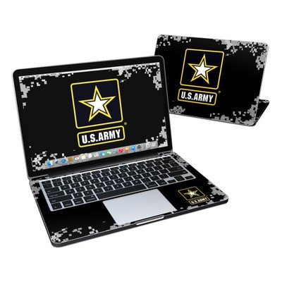 MacBook Pro Retina 13in Skin - Army Pride