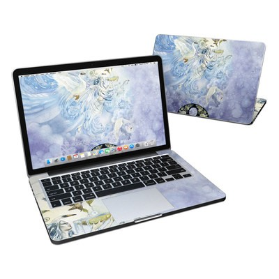 MacBook Pro Retina 13in Skin - Aquarius