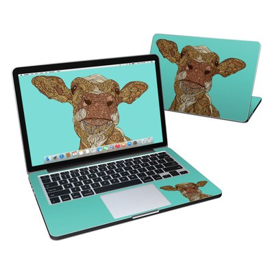 MacBook Pro Retina 13in Skin - Arabella