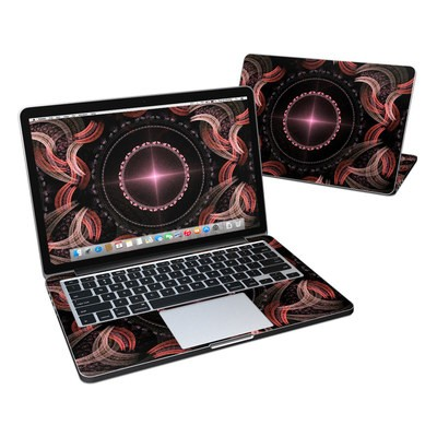 MacBook Pro Retina 13in Skin - All Roads Lead Home