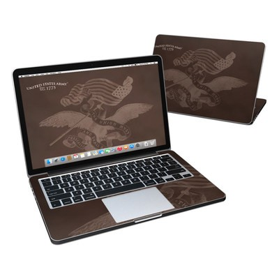 MacBook Pro Retina 13in Skin - Army Preserved