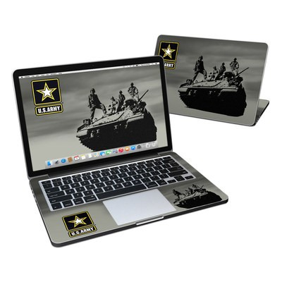 MacBook Pro Retina 13in Skin - Army Troop