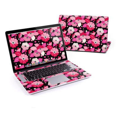 MacBook Pro Retina 13in Skin - Asiana Blossoms