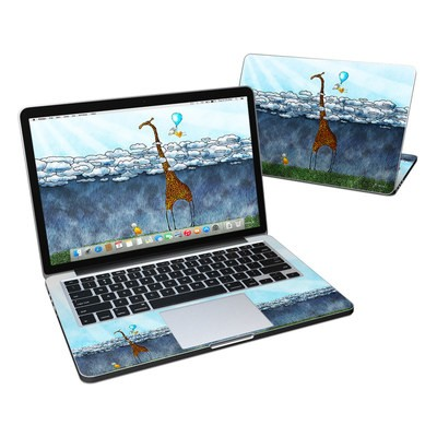 MacBook Pro Retina 13in Skin - Above The Clouds