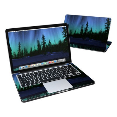 MacBook Pro Retina 13in Skin - Aurora