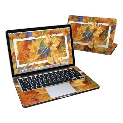 MacBook Pro Retina 13in Skin - Autumn Days