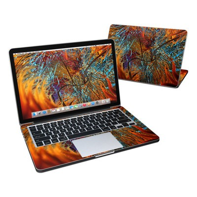 MacBook Pro Retina 13in Skin - Axonal