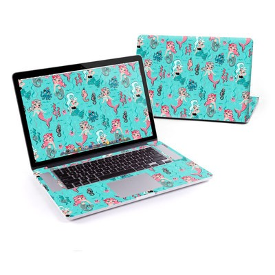 MacBook Pro Retina 13in Skin - Babydoll Mermaids