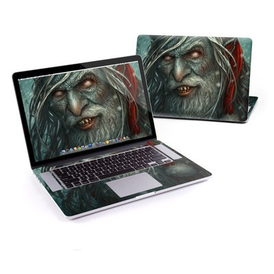 MacBook Pro Retina 13in Skin - Bad Santa