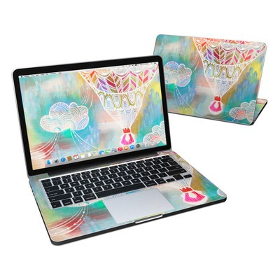 MacBook Pro Retina 13in Skin - Balloon Ride