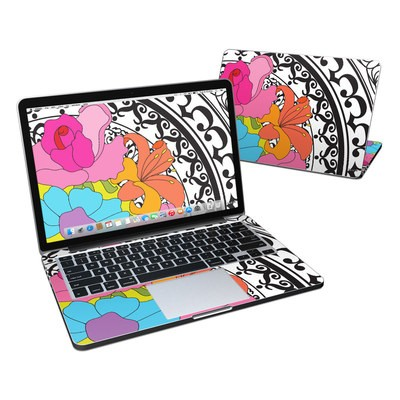 MacBook Pro Retina 13in Skin - Barcelona