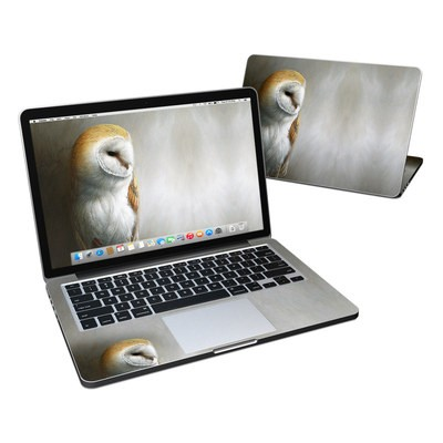 MacBook Pro Retina 13in Skin - Barn Owl