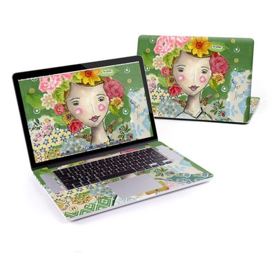 MacBook Pro Retina 13in Skin - Be Glad