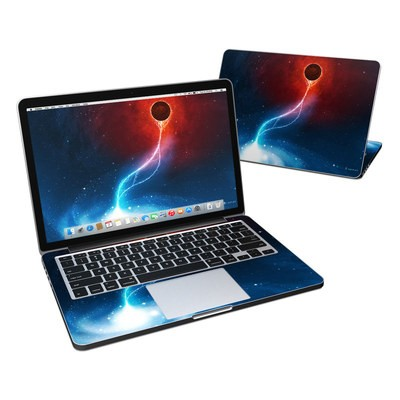 MacBook Pro Retina 13in Skin - Black Hole